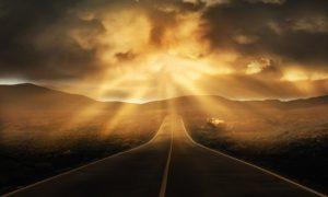 Road Landscape Horizon Straight  - DarkmoonArt_de / Pixabay