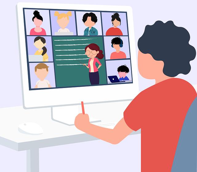 Education Online Learning Icon  - HaticeEROL / Pixabay